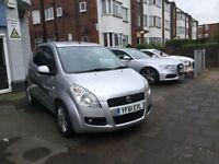 Suzuki splash AUTOMATIC only £3795