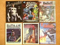 Comics & Graphic Novels - Marvel / DC / Dark Horse / 2000AD etc