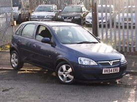 2004 54 REG Vauxhall Corsa 1.3 CDTi 16v Energy 5dr (a/c)