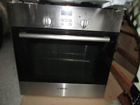 Bosch stainless steel electric oven