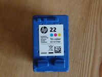 HP Ink Cartridge No22XL