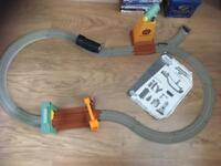 Emergency Searchlight Set with Diesel train