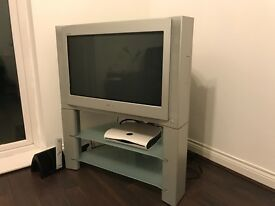 """Sony 30"""" with stand and remote"""