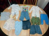 Baby clothes 3 to 6 month
