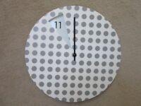 Wall clock - very unusual design!. Brand new in box.