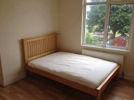 Lovely double room to rent for a professional including bills