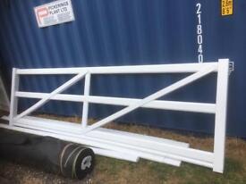 Duralock PVC gates