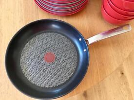Tefal Frying pan - steel, all hobs non stick