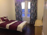 2 LARGE BED ROOM TOP FLOOR FLAT /3 Bronald Street G73 1AF