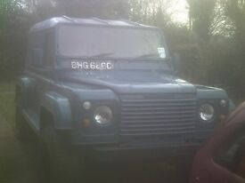 land rover defender light weight utility 1964