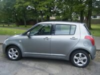 2007 SUZUKI SWIFT VVTS GLX