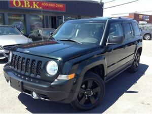 2013 Jeep Patriot Limited-4X4-CUIR-TOIT-DEMARREUR
