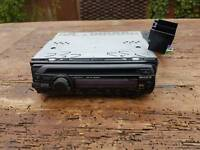 Sony xplod cdx-gt25 cdx mp3 aux car stereo working order