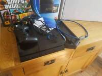 PS4 Black 500GB Bundle with Cooling Stand
