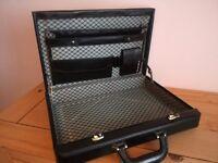Slim elegant exclusive attache suitcase- man/woman NEW!