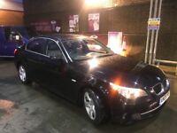 2008(08) BMW 520d SE AUTOMATIC **115,000 MILES** *FSH* **DRIVES SUPERB** *CLEAN VEHICLE*