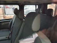 Vauxhall vivaro mini bus....spares or repair