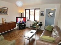 Rooms to rent Leeds close to city centre, parking.Two bed end town house. From February.