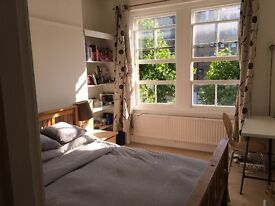 Sunny Double Bedroom to Rent in West Kensington