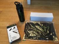 Gym Workout Kit, Wireless Headphones and more...