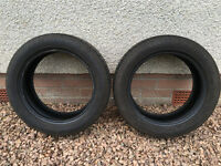 2 x Goodyear Excellence 195/55R16 ~5mm