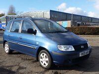 2009(59 Reg)Hyundai Matrix 1.5 CRTD Classic 5dr for £1295, 12 Months Mot on Sale & 3 Months Warranty