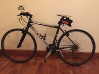 Scott Sportster 60 Hybrid Bike well used but in good working order - make me an offer - collection