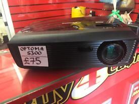 Optoma S300