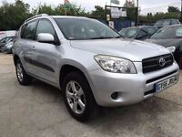 Toyota RAV4 2.0 XT3 5dr£4,785 p/x welcome FREE 12 MONTH WARRANTY,NEW MOT