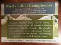 Wreake valley domestic and commercial cleaning services
