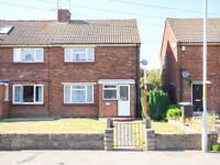 FOR SALE - 2 BED SEMI-DETACHED HOUSE - DENE HOLM ROAD, NORTHFLEET, KENT - OIRO £289,500