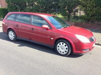 58 REG VECTRA 1.8 ESTATE ,11 MTH MOT , SERVICE HISTORY , JUST HAD NEW CLUTCH KIT FITTED