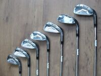 TaylorMade M2 Tour Irons Steel 4-P for sale!
