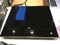 New Beko HXI64401ATX Induction Hob