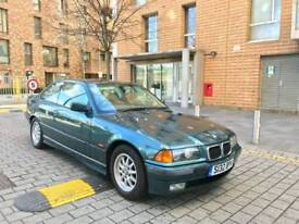 BMW E36 328 Excellent Condition and Extensive History
