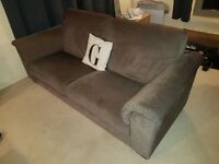 Brown large 4 seater sofa from Next, amazing condition