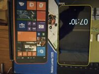 NOKIA 1320 WINDOWS PHONE FACTORY UNLOCKED NO SCRATCHES STILL 4 MONTHS GUARANTY