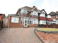 House To Let/Rent Large 3 Bedroom Semi Detached Available in Hodge Hill