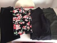 4 pairs genuine Armani trousers