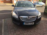 Vauxhall Insignia exclusiv CDTI 60 plate