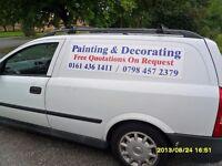 PAINTER & DECORATOR CALL ROBERT ON 0161 436 1411 / 07984572379