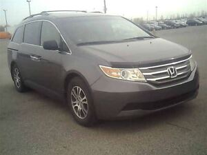 2011 Honda Odyssey EX-L w/RES DVD CUIR 8 PASSAGERS