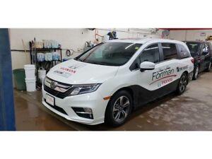 2018 Honda Odyssey EX-L w/Navi | Shuttle | Save!