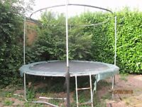 Trampoline - free to collector