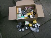 Spare Parts For Repairing Starter Motors And Alternarors.