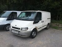 Ford transit low roof swb