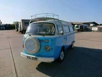 1973 MOT & TAX exempt VW campervan