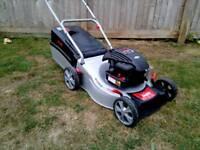 Alko petrol push mower