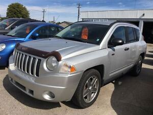 2008 Jeep Compass Sport CALL 519 485 6050 CERT AND E TESTED
