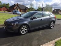 2013 VOLVO V40 D2 ES FSH ZERO TAX 80+ MPG P/EX WELCOME